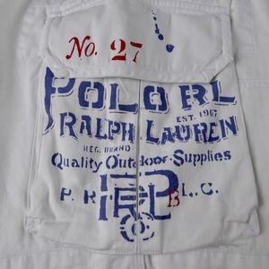 Polo Ralph Lauren Americana Gellar Cargo Shorts RL